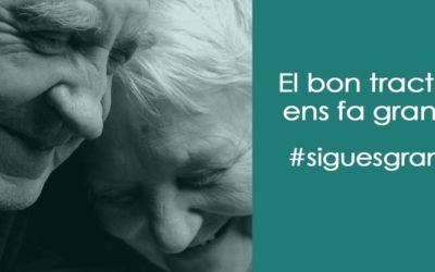 Ens unim al MOVIMENT PER ATURAR EL MALTRACTAMENT A LES PERSONES GRANS
