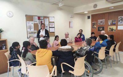 Activitats Intergeneracionals a Pare Batllori