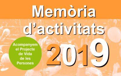 Us presentem la Memòria de Fundació Vella Terra 2019
